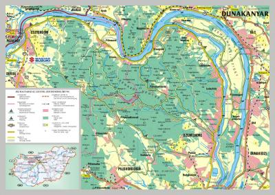 pilis domborzati térkép Lajdi Péter pilis domborzati térkép